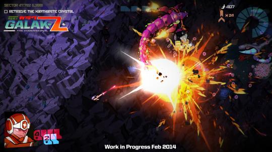 Galak-Z_screenshot_-_explosion_centipede